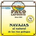 NAVAJAS AL NATURAL DE LAS RÍAS GALLEGAS PACO LAFUENTE